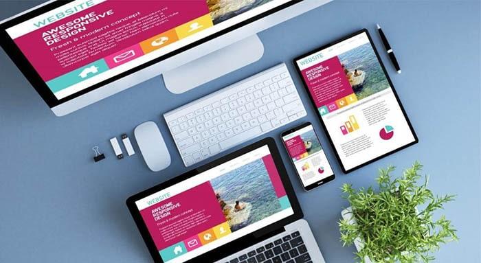 Dịch vụ thiết kế web Đồng Nai
