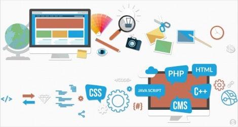 Dịch vụ thiết kế web Long An