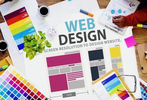 Dịch vụ thiết kế web huyện Bình Chánh