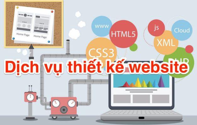 Dịch vụ thiết kế web quận 7