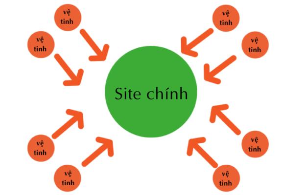 Tầm quan trọng của website vệ tinh trong seo