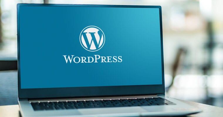 WordPress v 5.7