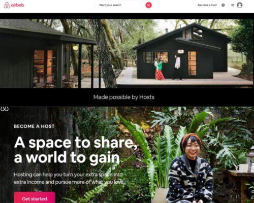 Ví dụ về Airbnb
