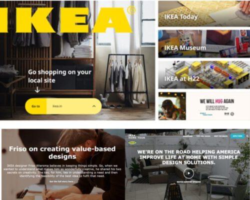 Ví dụ về IKEA