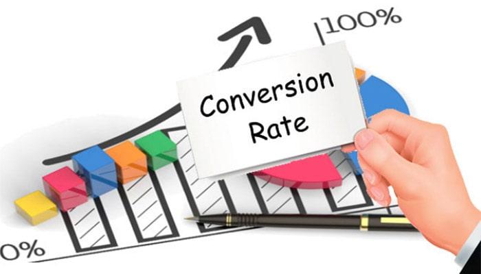 Tỷ lệ chuyển đổi trong SEO - Conversion rate