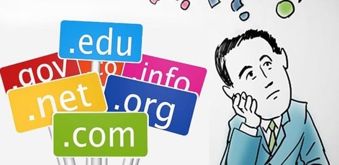 Những lưu ý quan trọng khi chọn tên miền cho website