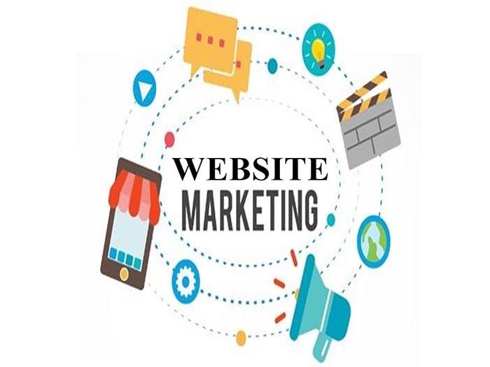 Website marketing là gì